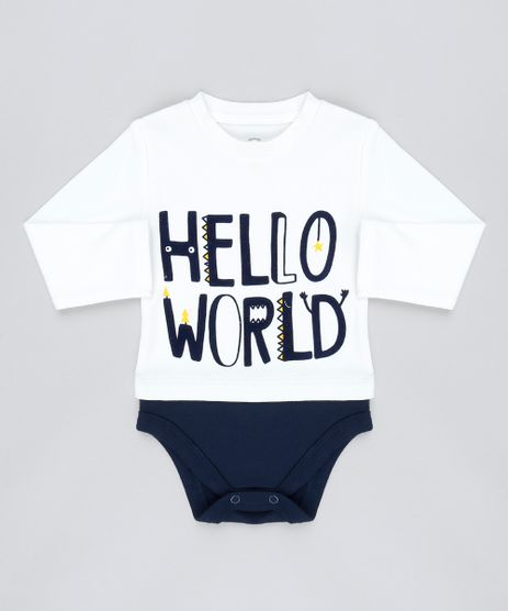 Body-Infantil--Hello-World--Bicolor-Manga-Longa-Off-White-9443399-Off_White_1