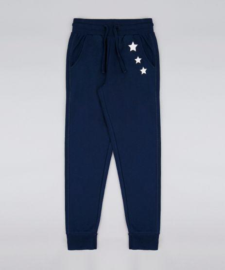 Calca-Infantil-em-Moletom-com-Estampa-de-Estrelas-Azul-Marinho-9346851-Azul_Marinho_1