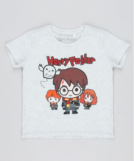 Camiseta-Infantil-Harry-Potter-Manga-Curta-Cinza-Mescla-9428688-Cinza_Mescla_1