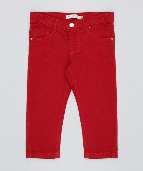 Calca-Infantil-Canelada-com-Bolsos-Vermelha-9550999-Vermelho_1
