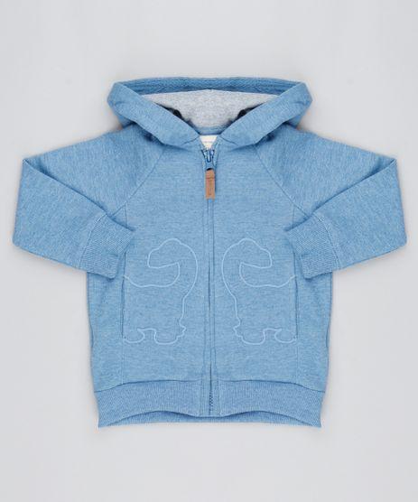 Blusao-Infantil-em-Moletom-Dinossauro-com-Capuz-Azul-9370218-Azul_1