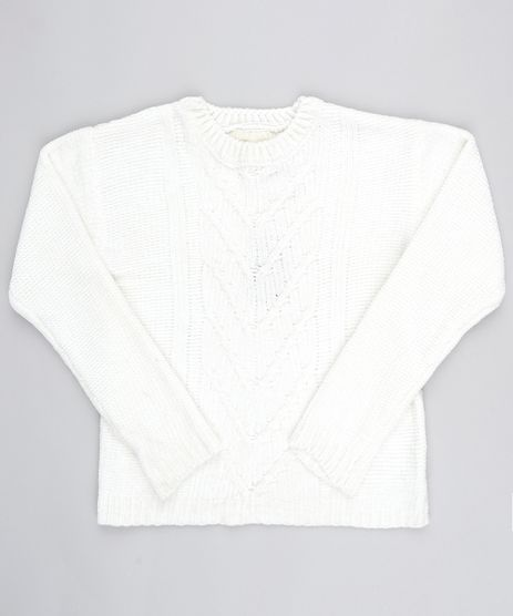Sueter-Infantil-em-Trico-Chenille-Off-White-9434397-Off_White_1
