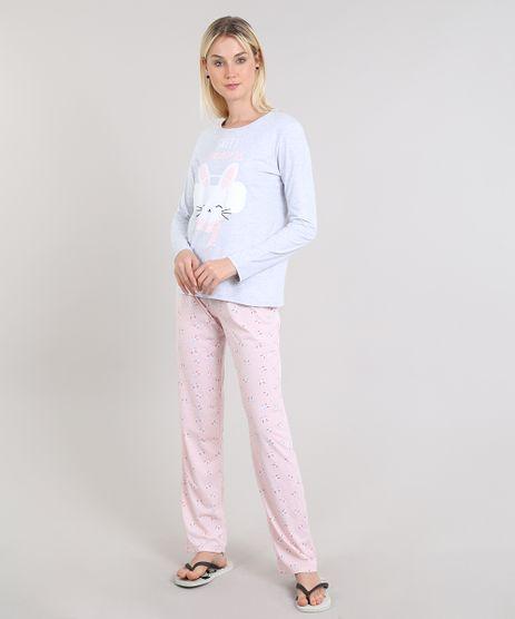 Pijama-Feminino-Estampado-Manga-Longa-Cinza-9514761-Cinza_1