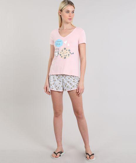 Pijama-Feminino--I-Love-Milk--Manga-Curta-Rosa-9514759-Rosa_1