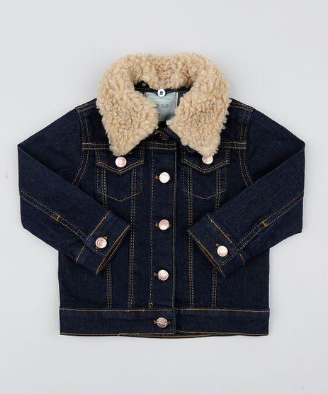 Jaqueta-Jeans-Infantil-com-Gola-em-Pelo-Removivel-Azul-Escuro-9541808-Azul_Escuro_1