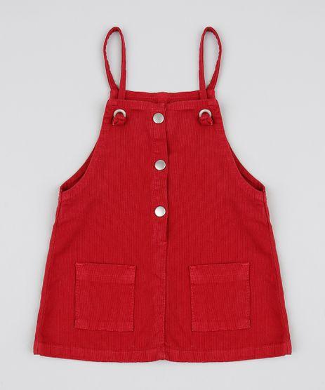 Salopete-Infantil-Canelado-com-Bolsos-Vermelha-9541815-Vermelho_1