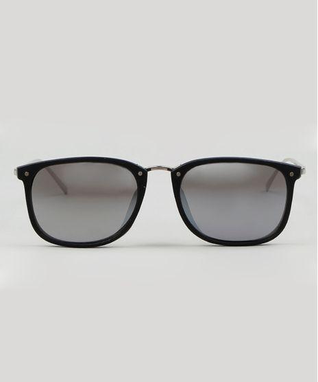 Oculos-de-Sol-Quadrado-Masculino--Preto-9590151-Preto_1