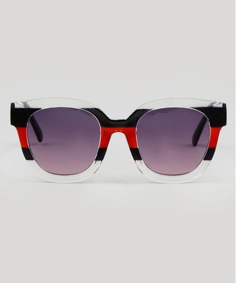 Oculos-de-Sol-Redondo-Masculino--Preto-9590120-Preto_1