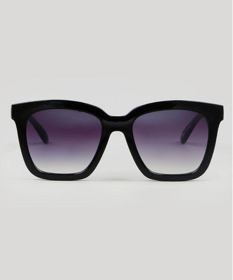 Oculos-de-Sol-Quadrado-Masculino--Preto-9587959-Preto_1