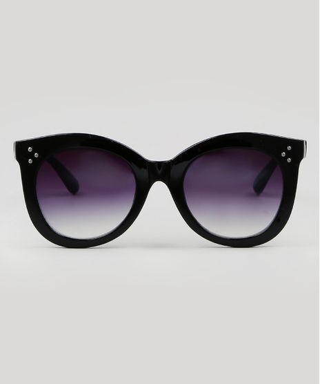 Oculos-de-Sol-Redondo-Masculino-Preto-9587990-Preto_1
