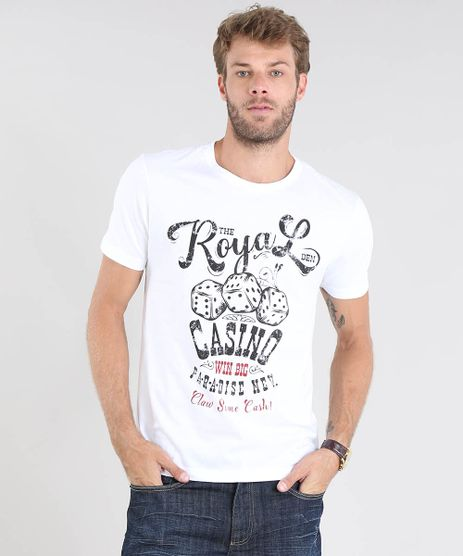Camiseta-Masculina--The-Royal-Casino--Manga-Curta-Gola-Careca-Branca-9528296-Branco_1