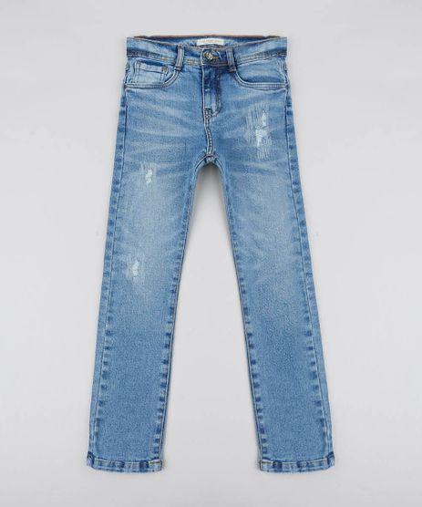 Calca-Jeans-Infantil-Destroyed-Azul-Medio-9539029-Azul_Medio_1
