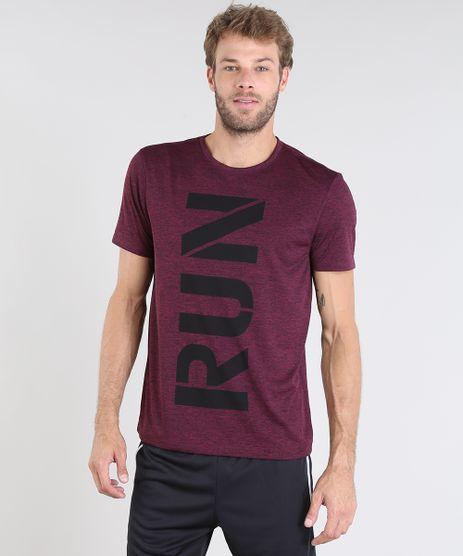 Camiseta-Masculina-Esportiva-Ace--Run--Manga-Curta-Gola-Careca-Vinho-9480245-Vinho_1