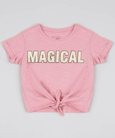 Blusa-Infantil-Com-Inscricao--Magical--e-No-Frontal-Manga-Curta-Rosa-9539929-Rosa_1