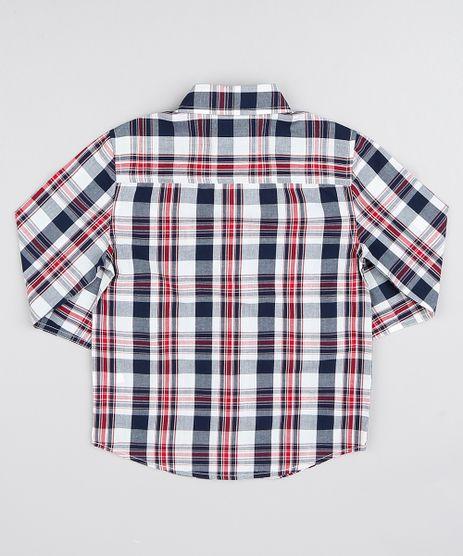 550103078 Camisa Xadrez Infantil em promoção - Compre Online - Melhores Preços ...