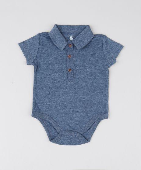 Body-Polo-Infantil-Manga-Curta-Azul-Marinho-Mescla-9443407-Azul_Marinho_Mescla_1