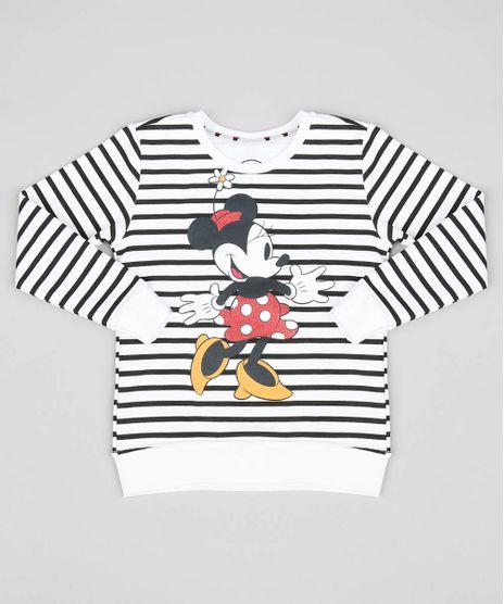 Blusao-Infantil-Minnie-Listrado-com-Brilho-Decote-Redondo-Off-White-9539925-Off_White_1