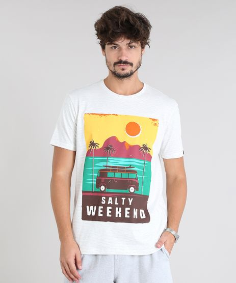 Camiseta-Masculina-Flame--Salty-Weekend--Manga-Curta-Gola-Careca-Off-White-9533554-Off_White_1