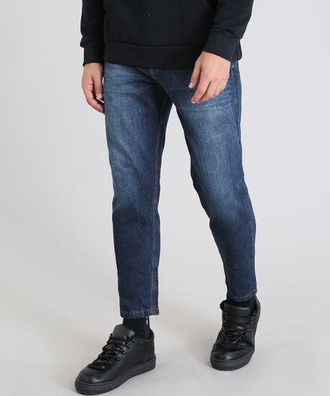 Calca-Jeans-Masculina-Slim-Azul-Medio-9532731-Azul_Medio_1