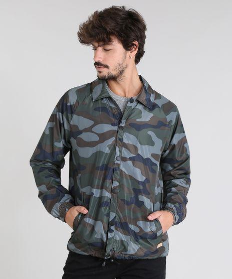 Jaqueta-Corta-Vento-Masculina-Estampada-Camuflagem-Verde-Militar-9350734-Verde_Militar_1