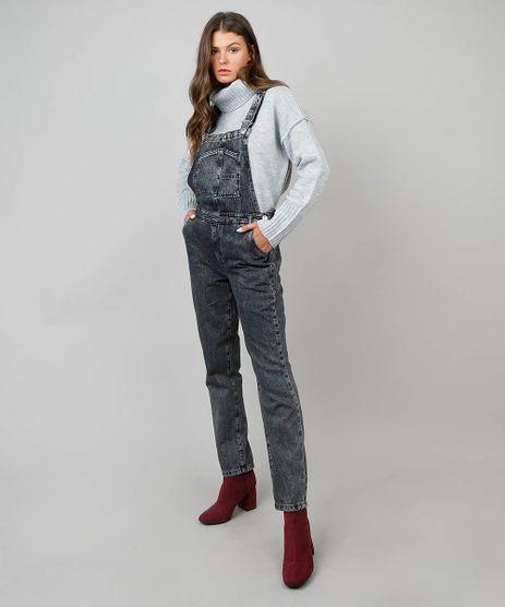 Macacao-Jeans-Feminino-com-Bolsos-Preto-9589552-Preto_1