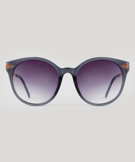 Oculos-de-Sol-Redondo-Feminino-Cinza-9592961-Cinza_1