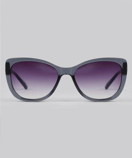 Oculos-de-Sol-Redondo-Feminino-Cinza-9592970-Cinza_1