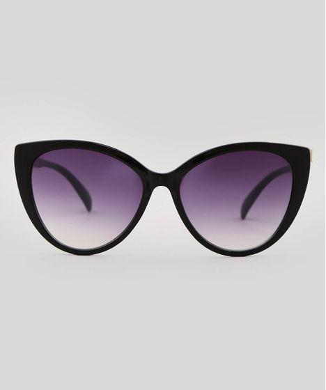 c7220a491 Oculos-de-Sol-Gatinho-Feminino-oneself-Preto-9566202- ...