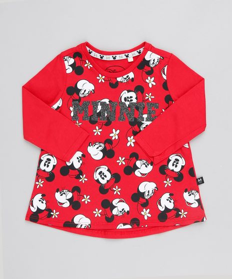 Blusa-Infantil-Minnie-Manga-Longa-Decote-Redondo-Vermelha-9549208-Vermelho_1