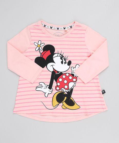 Blusa-Infantil-Minnie-Manga-Longa-Decote-Redondo-Rosa-9549214-Rosa_1