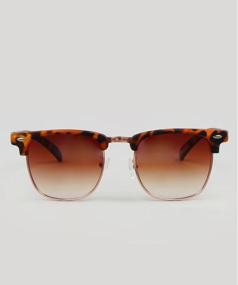 Oculos-de-Sol-Quadrado-Unissex-Rose-9587938-Rose_1
