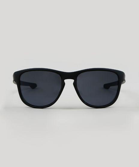 Oculos-de-Sol-Redondo-Masculino--Preto-9587968-Preto_1