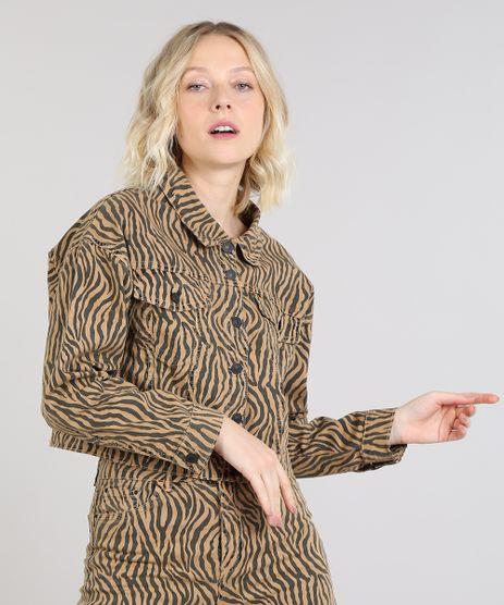 Jaqueta-Jeans-Feminina-Mindset-Vintage-Oversized-Bege-9569908-Bege_1