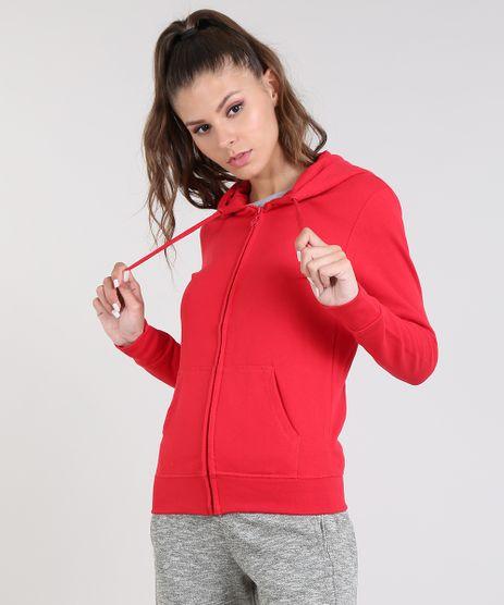 Blusao-Feminino-Esportivo-Ace-com-Capuz-em-Moletom-Vermelho-9347915-Vermelho_1