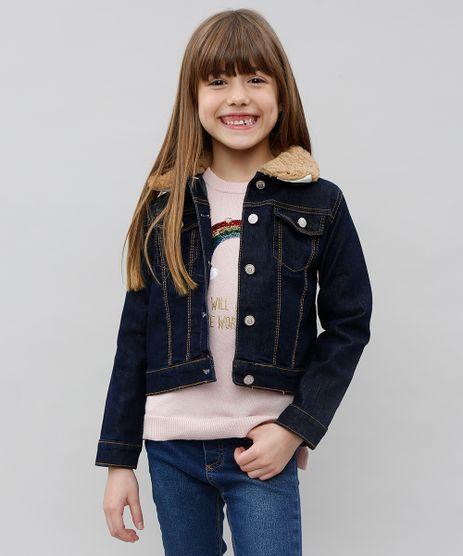 Jaqueta-Jeans-Infantil-com-Pelo-Removivel-Azul-Escuro-9541167-Azul_Escuro_1