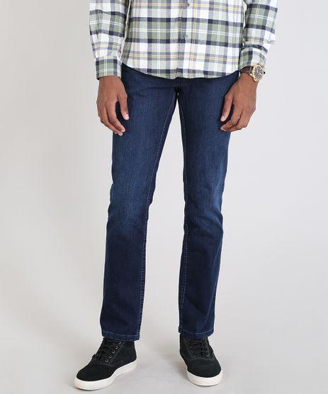 Calca-Jeans-Masculina-Reta-Azul-Escuro-8700146-Azul_Escuro_1
