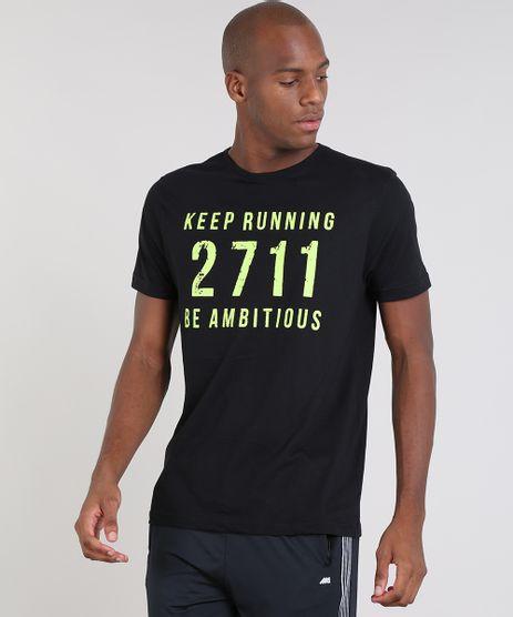 Camiseta-Masculina-Esportiva-Ace--Keep-Running--Manga-Curta-Gola-Careca-Preta-9410510-Preto_1