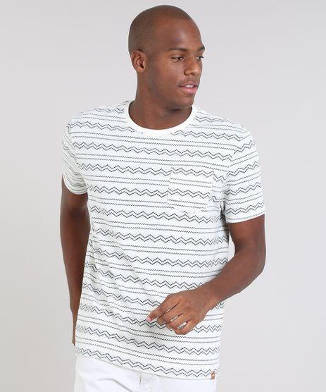 Camiseta-Masculina-Estampada-Geometrica-com-Bolso-Manga-Curta-Gola-Careca-Off-White-9524366-Off_White_1