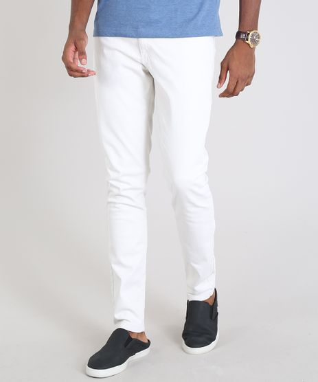 Calca-de-Sarja-Masculina-Slim-Off-White-9534146-Off_White_1