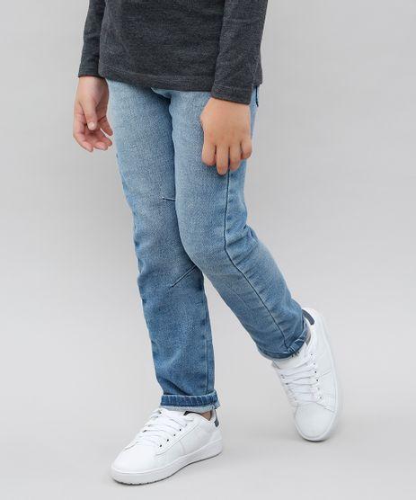 Calca-Jeans-Infantil-com-Cordao-Azul-Claro-9539155-Azul_Claro_1