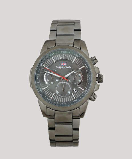 Relogio-Cronografo-Philiph-London-Masculino----PL80089613M-Preto-9532548-Preto_1