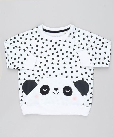 Blusao-Infantil-Panda-Estampado-de-Poa-com-Bolso-em-Moletom-Off-White-9540160-Off_White_1