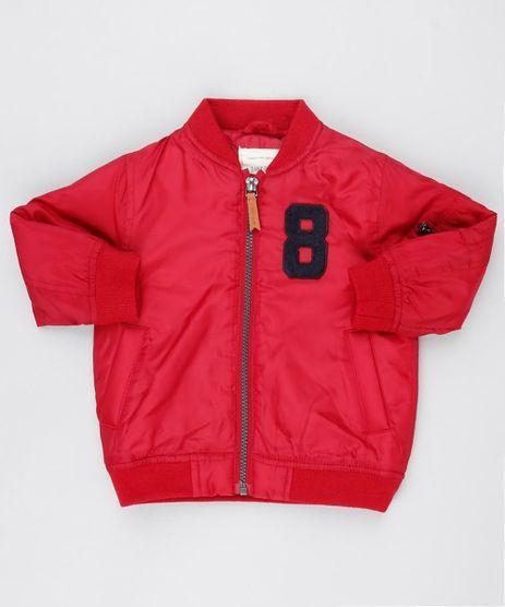 Jaqueta-Bomber-Infantil-Acolchoada-Vermelha-9364361-Vermelho_1