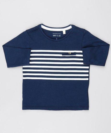 Camiseta-Infantil-com-Listras-Manga-Longa-Gola-Redonda-Azul-Marinho-9537828-Azul_Marinho_1