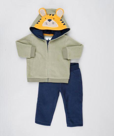 Conjunto-Infantil-Tigre-de-Blusao-com-Capuz-Verde---Calca-em-Fleece-Azul-Marinho-9444005-Azul_Marinho_1