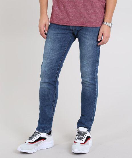 Calca-Jeans-Masculina-Skinny-Azul-Medio-8701537-Azul_Medio_1