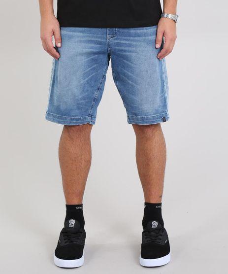 Bermuda-Jeans-Masculina-Slim-com-Cos-Contrastante-Azul-Medio-9558808-Azul_Medio_1