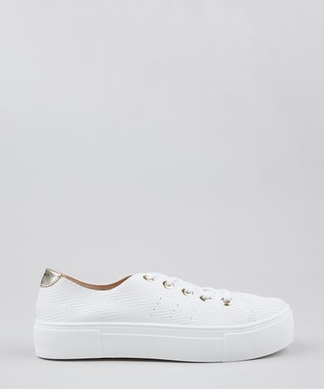 Tenis-Feminino-Moleca-Texturizado-Branco-9595232-Branco_1