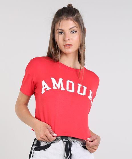 Blusa-Feminina-Cropped--Amour--Manga-Curta-Decote-Redondo-Vermelha-9569840-Vermelho_1