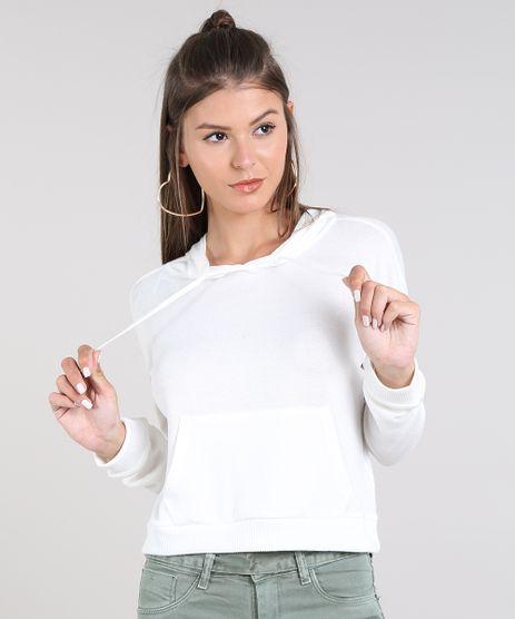 Blusao-Feminino-com-Capuz-e-Bolso-em-Trico-Off-White-9342503-Off_White_1